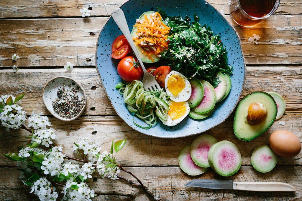Courir pour maigrir : manger léger le soir