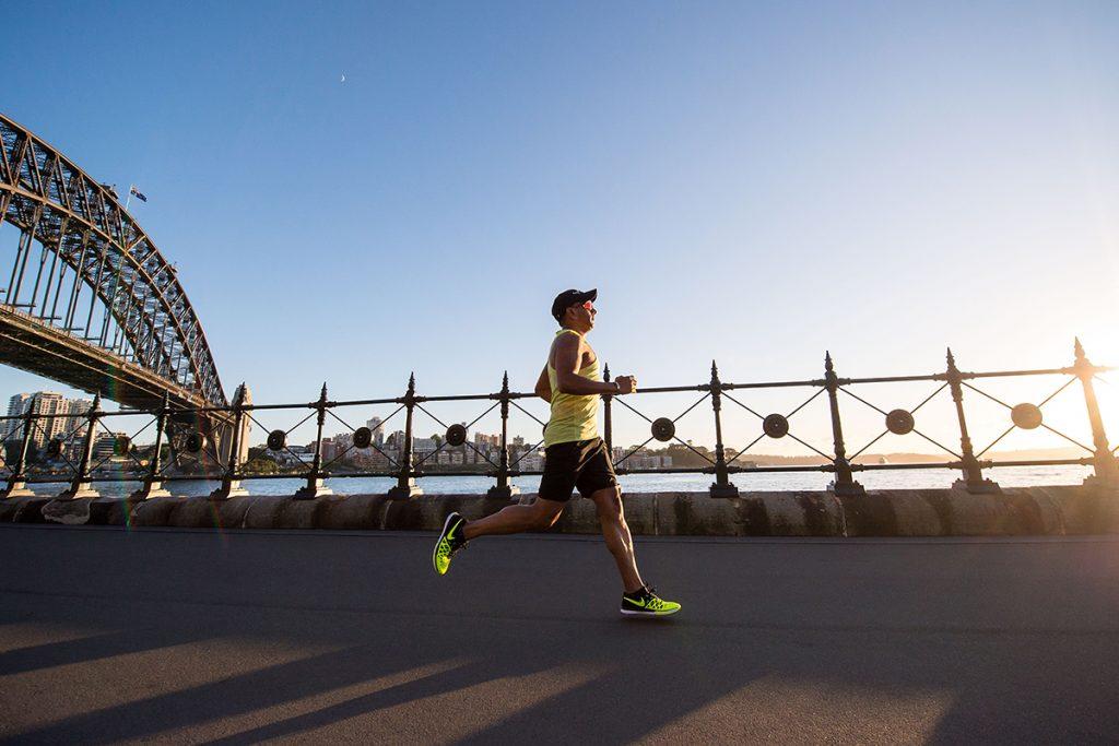 Douleur à la hanche et running
