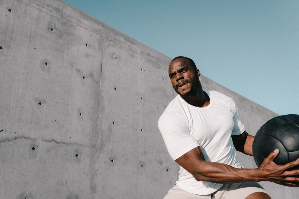 Course à pied et renforcement musculaire