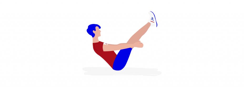 Psoas : l'étirer avec des postures de Yoga